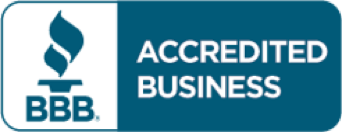 accredited business - better business bureau - link to College ave student loans LLC at bbb.org